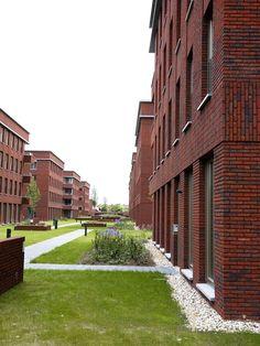 woonblokkenEelderdiephof in Utrecht, Utrecht
