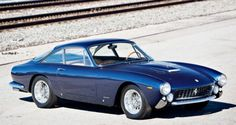 This 1964 Ferrari 250 GT Lusso has an estimated price: $2,200,000 to $2,500,000