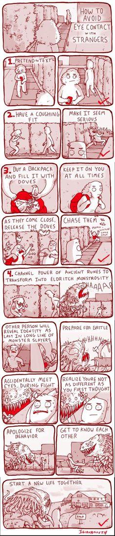 kresleny stripy :: garfield, dilbert, red meat, wulffmorgenthaler, calvin & hobbes, unseen, mutts a dalsi!