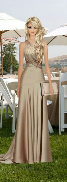"Covet Fashion Game ""Never a Bridesmaid"" Challenge ☆ DiamondB! Styled & Pinned ☆"