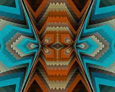Navaho Blanket by joanw #SPIRITHOOD #INNERANIMAL