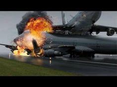 MOST SHOCKING Plane Crashes Caught On Camera