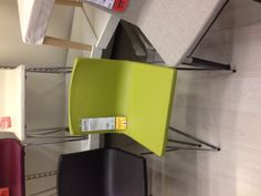 Lime Green Leather Dining Chair - Ikea