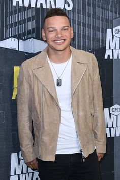 Kane Brown attends the 2017 CMT Music Awards red carpet on June 7, 2017 (J. Merritt/Getty Images).