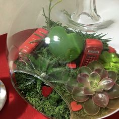 Succulent.... Apple