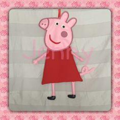 Portapigiama Peppa Pig