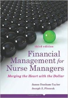 The Third Edition covers a broad range of topics, and demonstrates the interconnectivity between finance and other aspects of health care through evidence in healthcare finance, economics and cost accounting, budgeting, staffing effectiveness, and legal and ethical issues. The text is expertly organized and includes real-world examples to lend context to the reader. Coverage of the value-based reimbursement system is an integral component of the Third Edition.