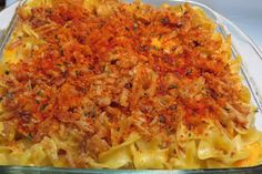 B. P. M. (B 4 Pay Day Meal ) - Quick  &  Easy  3  Cheese  Tuna  Casserol...