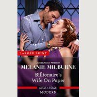 Release day: Billionaire's Wife on Paper
