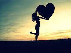 I want a big heart..