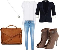 """""""Everyday Style"""" by annablankenship ❤ liked on Polyvore"""