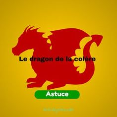 dragon de la colère Education Positive, Ferrari Logo, Calm Down, Activities For Kids, Positivity, Teaching, Feelings, Kids Fun, School Stuff