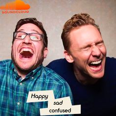 """""""Josh catches up with Tom Hiddleston while he is in Australia shooting the new Thor film to chat about his Emmy nomination for The Night Manager."""" Audio: https://soundcloud.com/happysadconfused/tom-hiddleston"""