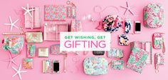 Get wishing, get gifting with @Lilly Pulitzer this holiday season! #lillyholiday