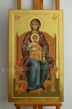 Our Lady Of Rosary, Madonna, Pictures Of Jesus Christ, Byzantine Icons, Religious Icons, Sgraffito, Virgin Mary, Saints, Nasa
