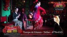 Tiempo de Gitanos - Silvana Perdomo  bailando Alegrias