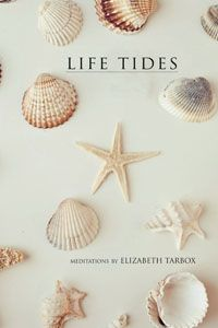 Life Tides, Elizabeth Tarbox. Here are 40 meditations that span the seasonal flow of life, finding moments of truth in an Arizona sunrise and falling leaves, in the expectations of Father's Day, and in the silence of a still river. Life Tides invites the reader to pause and listen for the voice of the spirit, whether it's at the ocean or in daily connections with other people.