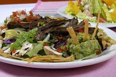 Carne a la tampiqueña, Luls Restaurante, Irapuato