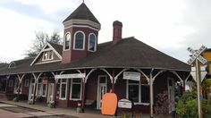 Halloween Train 2015 Halloween Train, Railway Museum, Train Rides, Gazebo, Outdoor Structures, Cabin, House Styles, Home Decor, Kiosk