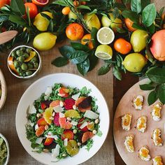 Citrus in all it's glory! Post up on rip + tan.  @annielcampbell @jennikayne @brittanywoodphoto