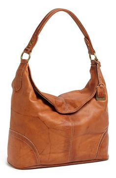 Frye 'Campus' Hobo available at #Nordstrom Colors: Any Note: I'm a little worried this isn't professional enough, but I love it anyway