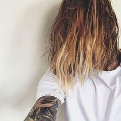 blond coloriste haircolorist balayage cheveux hair - Coloriste A Paris