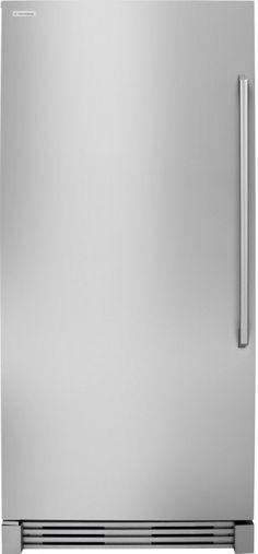IQ-Touch 18.6 Cu. Ft. Stainless Steel Upright Freezer