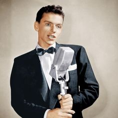 Sinatra made his film debut in 1943 romantic-comedy Higher and Higher as Frank, a local boy with a good singing voice. Credit: Rex Features/Everett Collection