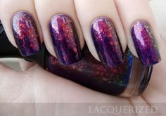 Nfu Oh #51.  This is the first nail blog photo that made me immediately purchase the polish.  I can't wait for it to arrive.