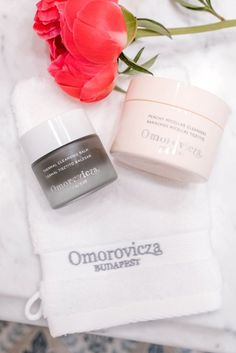 Benefits of double cleansing your face with Omorovicza #doublecleansing #beauty #skincare