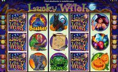 Una streghetta fortunata è la protagonista della #slot #online #Lucky #Witch. Che dite? Porterà fortuna anche a voi? http://www.allslotscasino.it/slot-online/lucky-witch.html