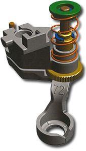 Bernina foot #72 for ruler work