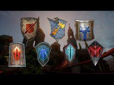 Dragon Age: Inquisition | All Warrior Skills