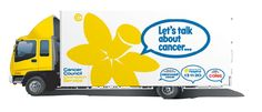 Photo 18 - Let's Talk About Cancer-Truck