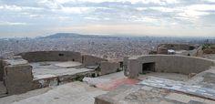 El Turó de la Rovira, los búnkeres del Carmel y los bombardeos sobre Barcelona.