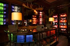 Abercrombie Store Interior