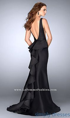Mermaid Evening Gowns, Halter Dresses for Prom
