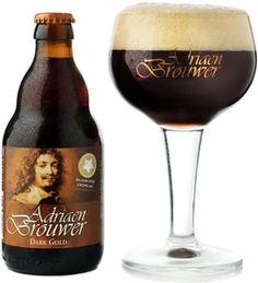 Adriaen Brouwer Dark Gold - Bierebel.com, la référence des bières belges