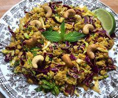 27th Sun Basket Meal Kit Review and $40 Coupon, Thai Turkey Salad #sunbasket