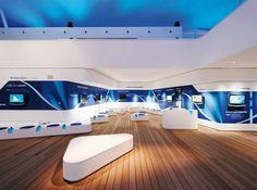 Samsung - Sponsorenpavillon OR@S Turin 2006 | Schmidhuber
