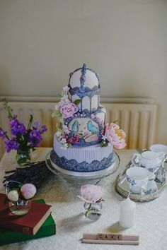 Lilac and Lavender For A 50′s Inspired Garden Party Wedding | Love My Dress® UK Wedding Blog