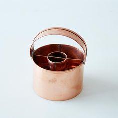 copper donut cutter