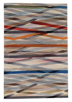 Carnival by Paul Smith   Wool Contemporary hand-knotted designer rugs