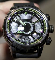 Citizen Eco-Drive Satellite Wave Watch Hands-On  Hands-On