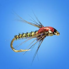 Fly Fish Food -- Fly Tying and Fly Fishing : Quick Chironomid/Buzzer