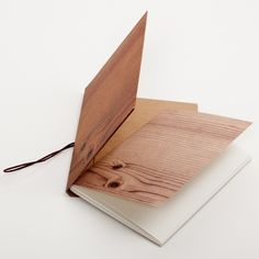 Wood Grain Notebooks | 30 Thank-You Gifts A Teacher Would Actually Want