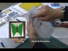 Patchwork Ana Cosentino: Foundation (Gabarito Ana Cosentino by Duna Atelier)