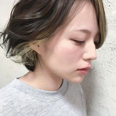 Short Bob Hairstyles, Cool Hairstyles, Hair Inspo, Hair Inspiration, Beauty Expo, Big Noses, Hair Reference, Cut And Color, Beauty Women