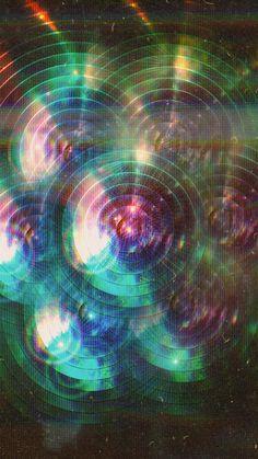 Violet Dark Spring of the Numinous Orb: 90˚ CCW - Yoshi Sodeoka