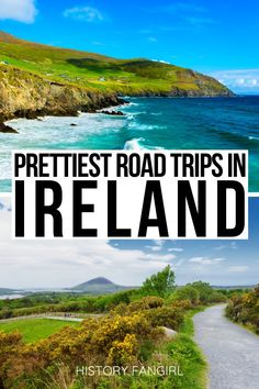 Looking for the best Ireland road trips? From Connemara to Dingle to Sligo, there's an Irish road trip here for you! scenic drives in Ireland Dublin Travel, Ireland Travel, Galway Ireland, Cork Ireland, Connemara Ireland, Belfast Ireland, Texas Travel, Ireland Places To Visit, Cool Places To Visit